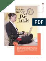 Rashke on Day Trading
