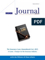 March Journal 2015 Issue