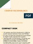 CD Dvd Technology