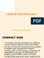 CD Dvd Technology