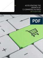 REPORT - Accelerating the Growth of E-commerce in FMCG 2015
