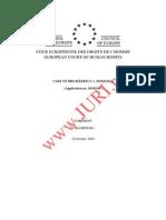 Case of Brumarescu v. Romania