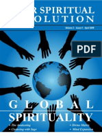 Global Spirituality - Your Spiritual Revolution - April 2008 Issue