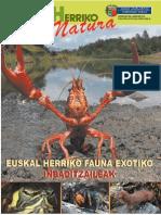 Euskal Herriko Fauna Exotiko - Inbaditzaileak