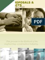 Bids, Proposals & Contracts