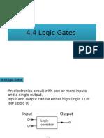 4-4 logic gates
