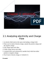Chapter 2 Electricity