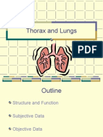 Thorax & Lungs