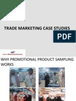 Trade Marketing Case Studies