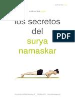 Los Secretos Del Suryanamaskar