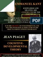 Vygotsky Piaget Constructivism Revised