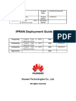 IP RAN Deployment Guide