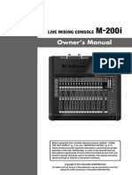 M-200i Owner's Manual