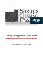 TheTop 10 Trigger Points