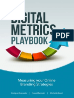 Digital Metrics Playbook- Measuring Your Online Branding Strategies
