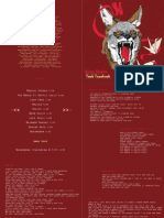 Digital Booklet - Tawk Tomahawk