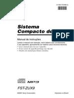 Manual System Sony Fst-zux9