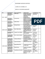 Disertatii Sociologie Antropologie 2015 - UBB