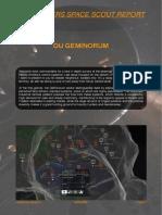 OU Geminorum Analysis