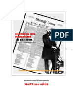Historia del Marxismo 1818-1848.