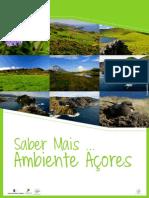 Caderno Saber Mais Ambiente Açores