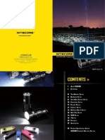 Nitecore 2015 Catalog