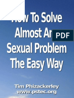 How To Solve Almost Any Sexual Problem The Easy Way - Tim Phizackerley.pdf