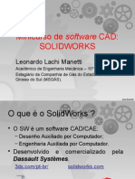 Minicurso de Software CAD