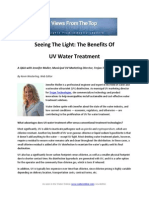 -04Water Online Q a the Benefits of UV Water Treatment