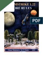 Beamstrike Rules 1.22 Core