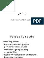 ERP Part 1 UNIT-4
