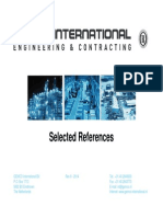 Gemco International Reference List EC 2014 Rev 6