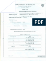 POM Course Plan Page1