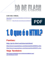 HTML e Flash