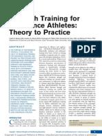 Strength Training for Endurance Athletes Theory.1