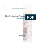 Tarbiyah Overview - Dawud Tauhidi
