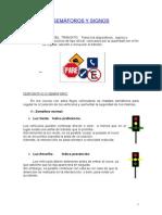 Semáforos y Signos