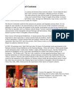 Chinese Culture And Customs