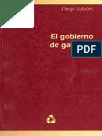 El Gobierno de Gabinete (1)