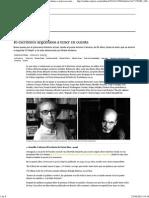 16 Escritores Argentinos a Tener en Cuenta