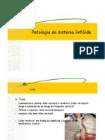 Patologia Do Sistema Linfoide