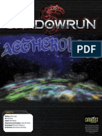 Shadowrun 4E - Atherology