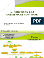 Ingenieria de Sotware -Ingrid Trujillo