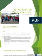 PLAN ESTRATEGICO DE EDUCACION FISICA 2015-2016.pptx