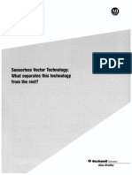 Sensor Less Vector Tech