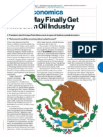 Bloomberg Businessweek - Mexico May Finally Get a Modern Oil Industry (July 16-22 2012)