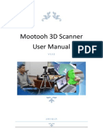 Mooscan User Manual
