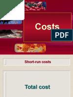 Short Run Costs
