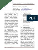 TOPOLOGIAS FISICA DE LA RED