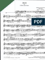 Busoni Duo 2.Flötenstimme